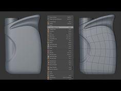 (2) Oil Bottle 3D Modeling Tutorial | Cinema 4D Modeling Tutorial - YouTube Hard Surface Modeling, 3d Modeling, Cinema 4d Tutorial, Oil Bottle, Youtube, 3ds Max, Geometry, Sculpting, Mesh