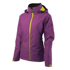 GoLite Women's Castle Peak Zonal Insulated Ski Jacket - Zonal technology keeps you comfortable whether you are in the front, side, or back country!