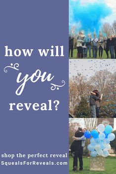 Shop our gender reveal collection for the most unique gender reveal experience! Sibling Gender Reveal, Fall Gender Reveal, Gender Reveal Balloons, Baby Shower Gifts For Guests, Baby Shower Decorations For Boys, Girl Themes, Gender Neutral Baby Shower, Baby Shower Printables, Shower Ideas
