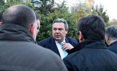 """Ώρα Ελλάδος - Ώρα Αντίστασης...: Μας επιβεβαιώνει ο Καμμένος : """"Το πραξικόπημα των ολιγαρχών για να ρίξουν τον Τσίπρα... συνεχίζεται"""""""