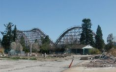 abandoned amusement park - http://www.amazon.co.uk/dp/B011PJDBU0