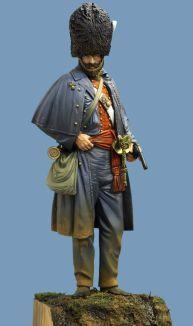 120mm Grenadier Guards Officer Inkerman Crimea 1856 | eBay