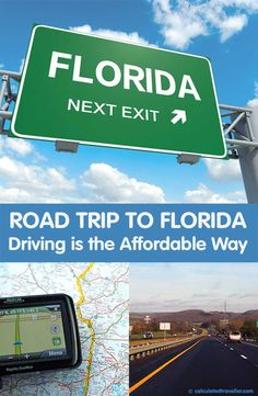 Road Trip to Florida: Driving is the Affordable Way http://finelinedrivingacademy.co.uk