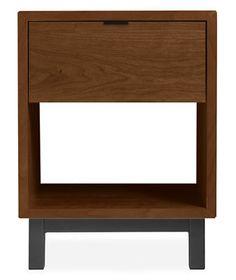 $629 [plus tax and ship] Copenhagen Nightstands - Nightstands - Bedroom - Room & Board
