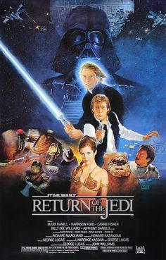 La guerra de las galaxias. Episodio VI: El retorno del Jedi - Star Wars. Episode VI: Return of the Jedi (1983) | Sin la fuerza necesaria... La guerra de las galaxias se despedía del cine por varias décadas con la entrega repudiada...