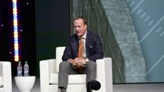 This is an excerpt from the appearance Payton Manning made at the SAS Global Forum 2018 in Denver, CO on Summary: He references his experience shoot. Number 18, Denver Colorado