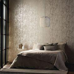 tapeten ideen schlafzimmer teppich