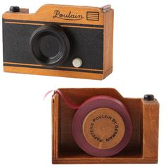 The Wooden Camera Tape Dispenser - Photo Gift Specials Wooden Camera, Tape Dispenser, Studio Ideas, Love Photography, Stationary, Photo Ideas, Diy And Crafts, Favorite Things, Photo Gifts