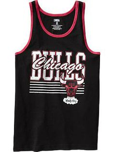 Mens NBA® Jersey Tanks