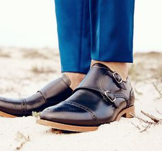 Exceptionally-crafted footwear to take your formal look to the next level.