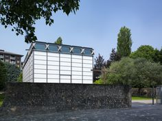 Glass Church of Baranzate milan Contemporary Architecture, Milan, Restoration, Glass, Outdoor Decor, Temples, Composition, Google Search, Home Decor
