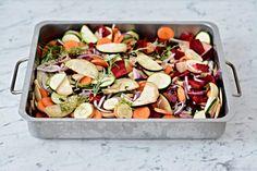 Kitchen Stories, Pasta Salad, Ethnic Recipes, Food, Crab Pasta Salad, Essen, Meals, Yemek, Eten