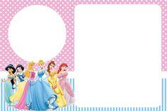 Invitaciones de Princesas                                                                                                                                                     Más