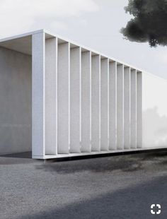 de/ - Architecture Designs : www. Arcade Architecture, Minimalist Architecture, Residential Architecture, Contemporary Architecture, Architecture Details, Interior Architecture, Interior Design, Bauhaus, Local Architects