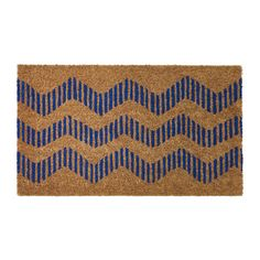 IKEA - SOMMAR 2016, Door mat, Easy to keep clean - just vacuum or shake the rug.Latex backing keeps the mat firmly in place.