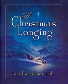 Book: Joni's tender message weaves an unforgettable tapestry of love and transcendent joy as she invites you to consider anew the Son of God this Christmas.