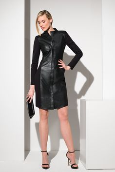 Spring 2016, Leather Skirt, Women's Fashion, Elegant, Skirts, Leather, Womens Fashion, Classy, Skirt