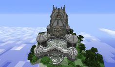 mega minecraft city | SteamPunk Mega City: Sweckian HomeCity Minecraft Project