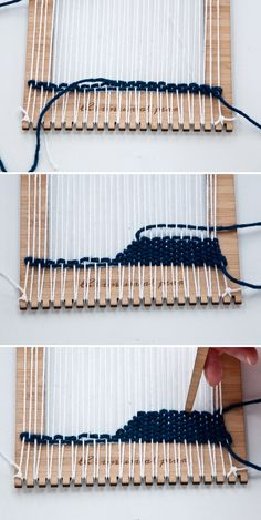 Angles & Curves- how to use your Unusual Pear Loom|The Weaving Loom