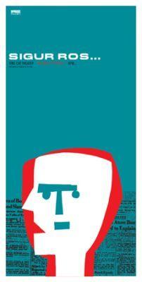 Sigur Ros Poster