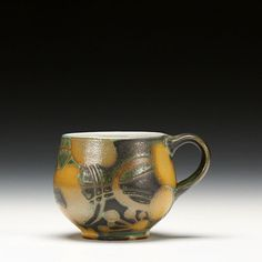 Susan Dewsnap Mug - Love the form but i think it is a little small for me