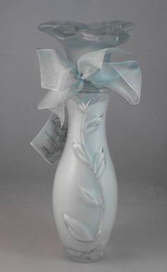 Bath & Body Works April Mist Body Lotion in the Fancy Glass Bottle, 1999