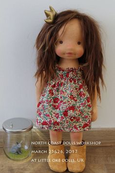 clothes for waldorf style dolls