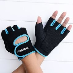 Drop Sports Gloves Fitness Exercise Training Gym Gloves Multifunction for Men & Women 18