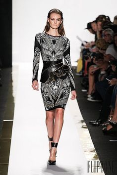 Hervé Léger by Max Azria Spring-summer 2014 - Ready-to-Wear