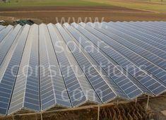 serre solaire photovoltaique