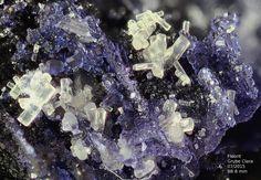 Magnesit   Clara Mine, Rankach valley, Oberwolfach, Wolfach, Black Forest, Baden-Württemberg, Germany Copyright © Stoya