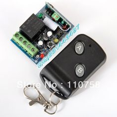 Free shipping DC 12V10A Wireless Remote Control System Receiver Transmitter and receivers z-wave 12v toggle momentary switch. Yesterday's price: US $10.00 (8.21 EUR). Today's price: US $10.00 (8.14 EUR). Discount: 16%.
