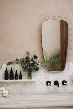 True Botanicals, the California-born organic skin-care company, has opened its first-ever brick-and-mortar outpost, in San Francisco's North Beach neighborhood, with the help of designer Jeremiah Brent. Home Decor Accessories, Decorative Accessories, True Botanicals, Jeremiah Brent, Home Decor Quotes, Treatment Rooms, Bathroom Inspiration, Cheap Home Decor, Event Decor