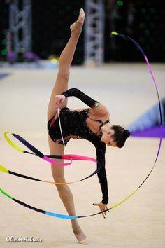 ♔ Rhythmic Gymnastics :#rhythmic #gymnastics