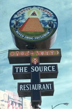 The Source Family Restaurant on Sunset Strip where the 'cult' first began Making Music in the Source Family mansion Isis. Shake, Thing 1, Time Warp, Weird Food, Roadside Attractions, Secret Places, Vintage Signs, Girl Birthday, Storytelling