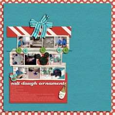 A Project by joscie from Two peas Scrapbooking Gallery