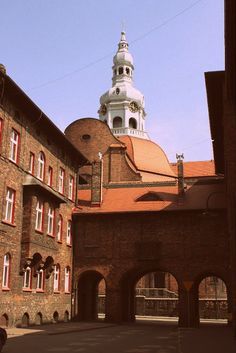 #Nikiszowiec Poland Cities, 10 Picture, Central Europe, Homeland, Squares, Mansions, Landscape, House Styles, City