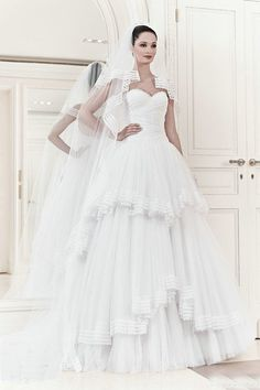 Zuhair-Murad-Wedding Dresses Spring 2014