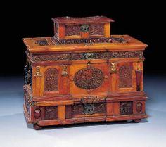 Amber Casket 17th century