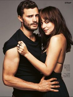Jamie Dornan Joins Fifty Shades of Grey Co star Dakota Johnson for Glamour March 2015 Cover Shoot Fifty Shades Of Darker, Shades Of Grey Movie, Mr Grey, Christian Grey, Jamie Dornan, Fifty Shades Series, Fifty Shades Movie, Dakota Johnson, Dakota Y Jamie