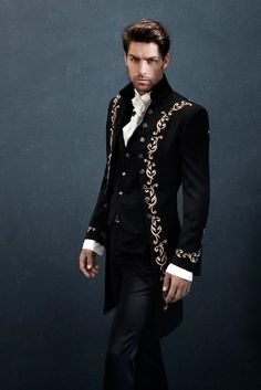43 ideas for party outfit men classy Mode Steampunk, Steampunk Fashion, Gothic Fashion, Classy Fashion, Fashion Black, Formal Fashion, High Fashion, Mens Fashion Suits, Mens Suits