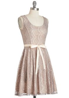 Impress Rehearsal Dress. As part of the supporting cast for this celebration of nuptials, you simply cant wait to slip into this lavender lace dress for the rehearsal dinner. #lavender #wedding #bridesmaid #prom #modcloth