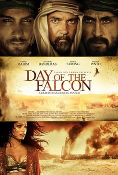 Day of the Falcon (Black Gold)  Set in the 1930s Arab states at the dawn of the oil boom, the story centers on a young Arab prince torn between allegiance to his conservative father and modern, liberal father-in-law.