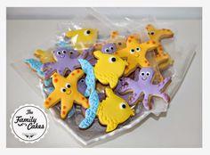 The Family Cakes: ****Glu Glu Glu**** Fish shaped cookies