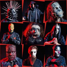 Informations About New Slipknot Masks Pin You can easily use my profi… Slipknot Lyrics, Slipknot Band, Mick Thomson, Rock Y Metal, Nu Metal, Black Metal, Chris Fehn, Heavy Metal Music, Heavy Metal Bands