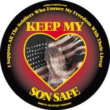 God keep our Son's safe~Pray for a shield of protection around them ALWAYS~ Go Army...Go Air Force~ M&D loves you ALWAYS~