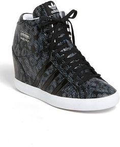 adidas Basket Profi Hidden Wedge Sneaker Women adidas
