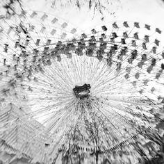 idris-khan - manchester wheel - Pictify - your social art network