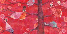 Ciao, maggio! L'artista - illustratore Aurelie Blanz. Discussione sulla LiveInternet - Servizio russo diari online
