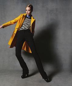 Neiman Marcus August 2014 | Sasha Luss by Walter Chin
